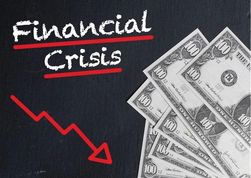 khủng hoảng tài chính là gì
